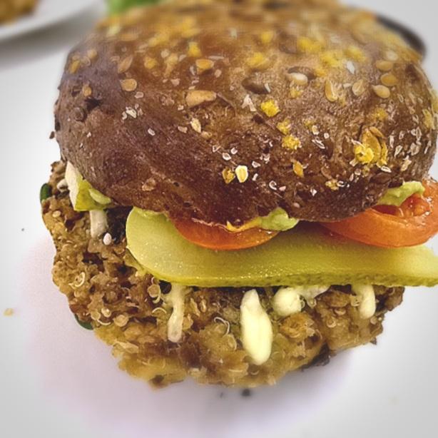 Sojaburger